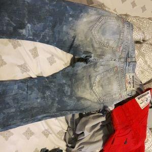 Blue true religion jeans